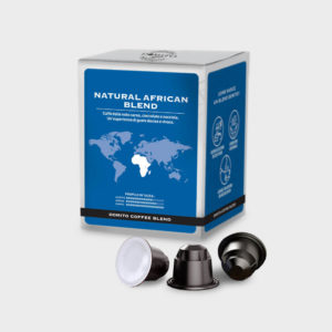 20 capsule natural african nespresso