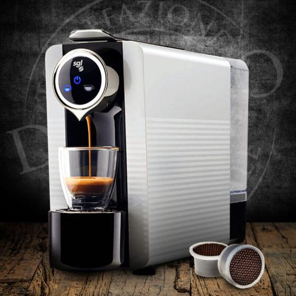 macchinetta caffè SGL lavazza