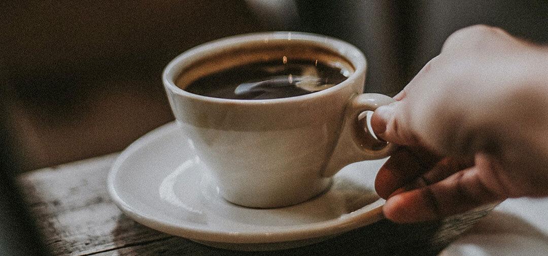 Gusta il tuo caffè della moka