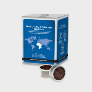 10 capsule natural african lavazza point