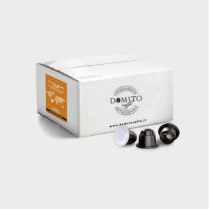100 capsule natural brazil nespresso
