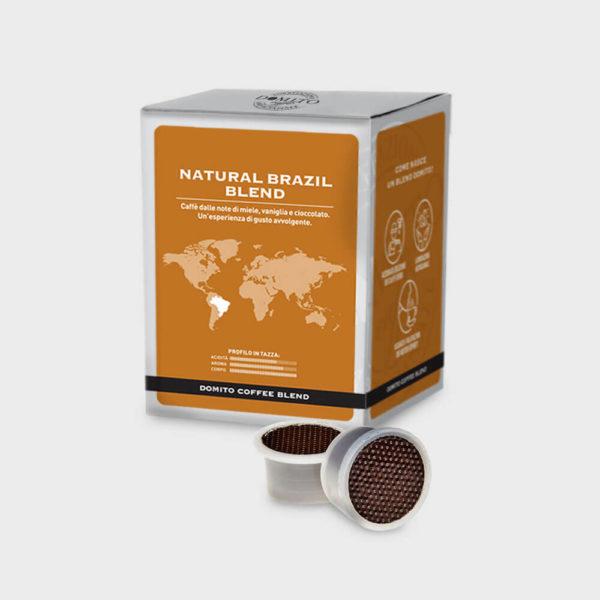 20 capsule natural brazil lavazza point