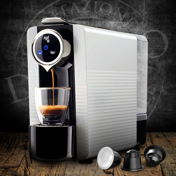 macchinetta caffè SGL nespresso